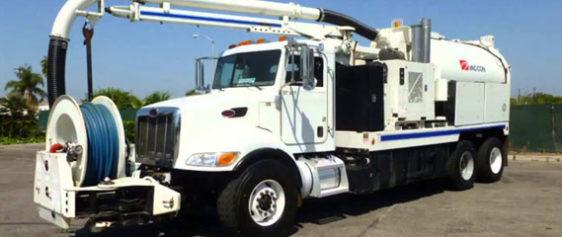 camion-vactor