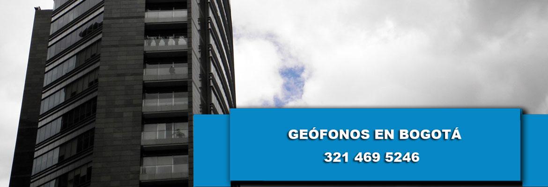 Servicio de geofono en Usaquen